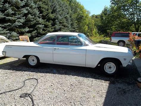 Buy Used 1962 Chevrolet Belair Bubbletop 409 4 Speed In