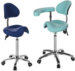 ergonomic saddle chairs for dentistry uk made