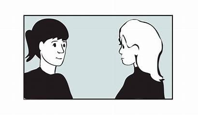 Conversation Animated Gifer