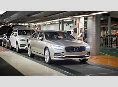 Volvo Cars goes from strength to strength as first V90