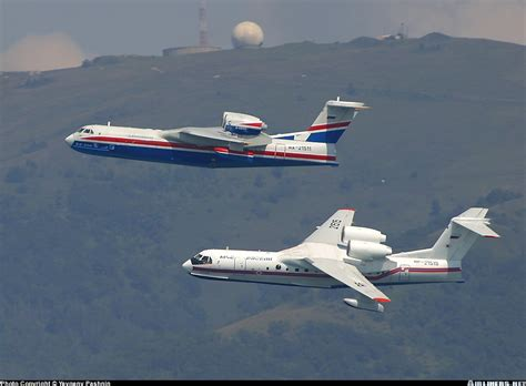 Military And Aviation (russian Beriev Be200 Altair
