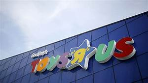 How Toys 'R' Us Collapsed So Quickly - Bloomberg
