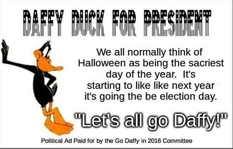 Daffy Duck Meme - daffy duck 2016 imgflip