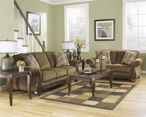 Living Room Groups For Sale by Montgomery Mocha Sofa Loveseat 38300 35 38