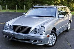Purchase Used 2001 Mercedes Benz E320 4matic Awd Wagon 3rd