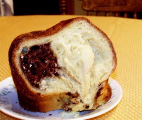 bread machine recipes chocolate babka bread machine recipe