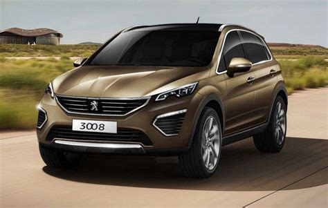peugeot sedan 2016 price 2016 peugeot 3008 suv release date and price cars