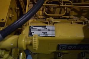 Diesel Engine Serial Numbers