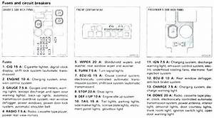 1989 Toyota Pickup Cigarette Lighter Wiring Diagram