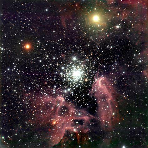 galactic starburst region ngc  eso