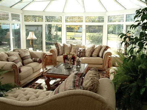 how to decorate a small sunroom set the different options that are available for sunroom