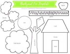 25 best ideas about felt board templates on pinterest for Felt storyboard templates