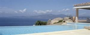 location villa avec piscine en corse farqna With location villa palombaggia avec piscine