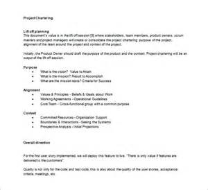 Sample Project Plan Template Word