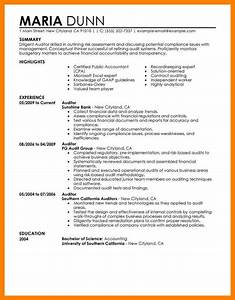 7 internal resume examples emt resume for Internal resume examples