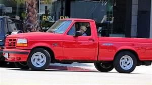 Did You Know Lady Gaga Drives A 1993 Ford F-150 Svt Lightning