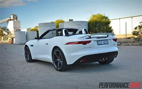 2014 Jaguar Ftype V6 S Review (video) Performancedrive
