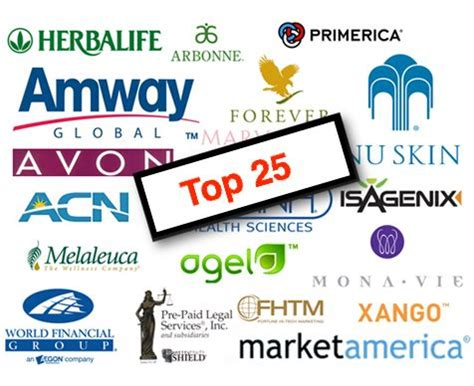 Marketing Companies by Mlm Companies 25 Best Mlm Companies Reviewed Best Mlm