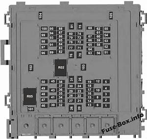 Fuse Box Diagram Ford Expedition  U553  2018