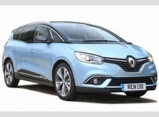 Renault Grand Scenic MPV review Carbuyer