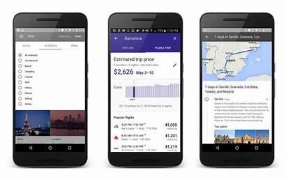 Google Plan Planner Destinations Trip Travel Trips
