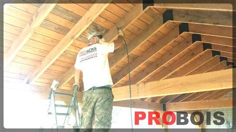 teindre patio bois traite la protection et l entretien d un patio terrasse bois trait 233 vs le c 232 dre de l ouest vs l