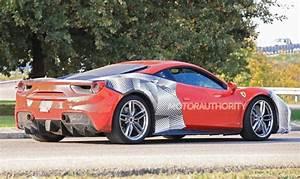 Ferrari 488 Gto : 2019 ferrari 488 gto spy photos new informations details ~ Medecine-chirurgie-esthetiques.com Avis de Voitures