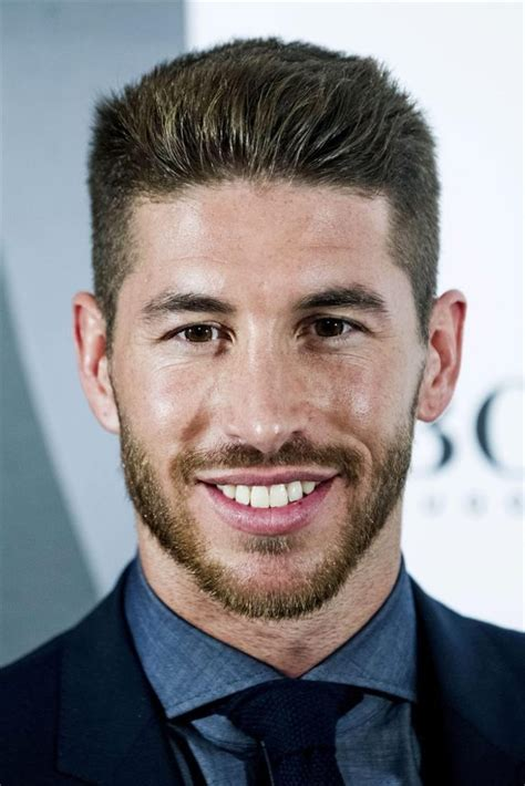 30 Best Sergio Ramos Haircuts: World cup Soccer Player