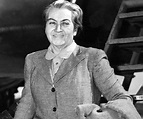 Gabriela Mistral Biography - Childhood, Life Achievements ...