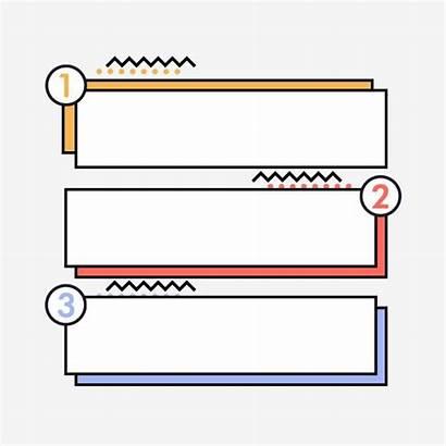 Title Simple Cartoon Clipart Border Background Bar