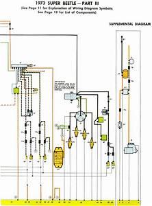 1973 Vw Beetle Wiring Diagram