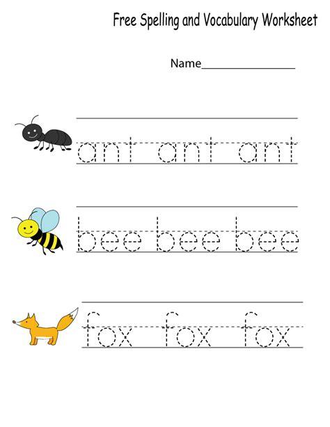 downloadable english nursery worksheet  colorful