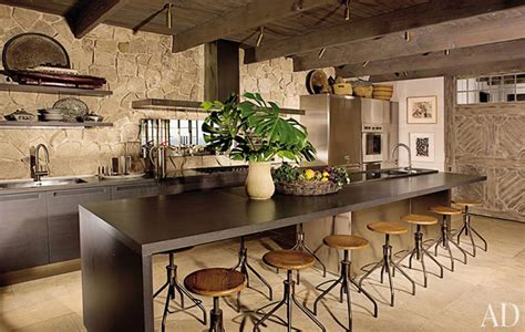 Madison Muse: Rustic Kitchens