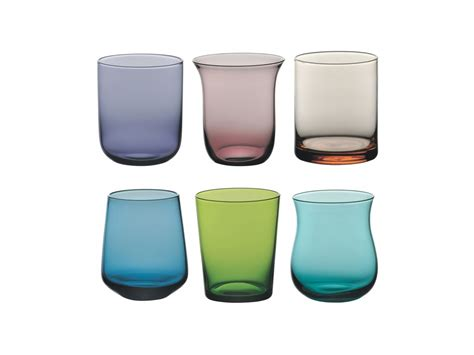 Bitossi Bicchieri by Desigual Bicchieri Da Acqua Colorati Bitossi