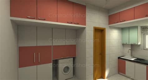 Kitchen Ideas Mumbai by Interior Design Ideas For 1 Room Kitchen Flat In Mumbai