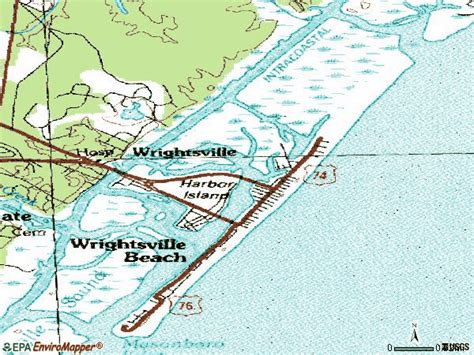 28480 Zip Code Wrightsville Beach North Carolina