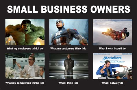 Business Owner Meme - image 579606 the avengers know your meme