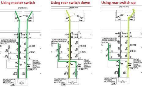 2005 Mitsubishi Endeavor Radio Wiring Diagram by Rr Window Not Working On A 2005 Mitsubishi Endeavor Any