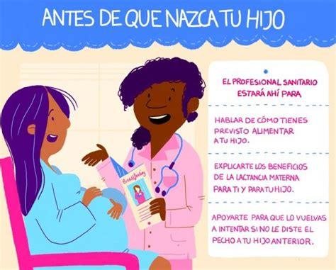 si鑒e oms carteles de la oms para la semana mundial de la lactancia materna