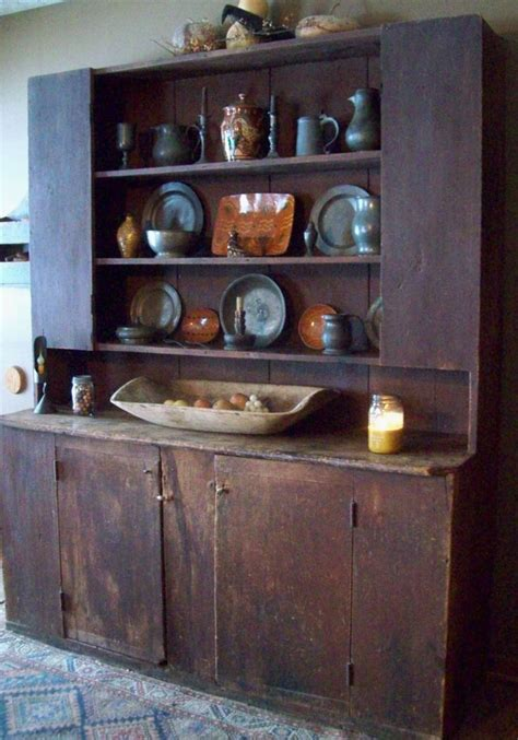 Primitive Cabinet by Primitive Rustic Antique Vintage What S The Difference