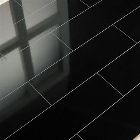 black shiny laminate flooring elesgo supergloss black micro v5 groove laminate flooring supergloss high gloss laminate