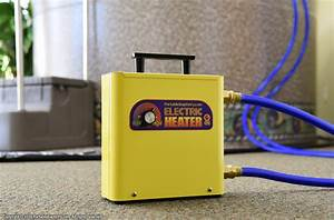 The Portable Baptistry Heater Universal Kit