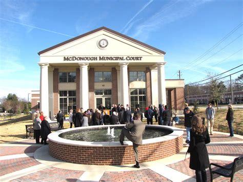 Garden City Municipal Court by Mcdonough Municipal Court Now Open On Lawrenceville