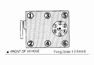 1988 Chevy Camaro Firing Order  I Was Wondering How You