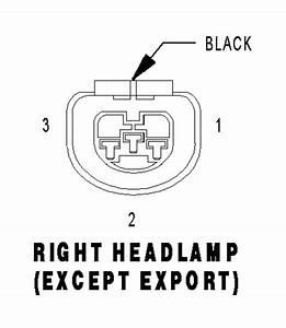 Wiring Diagram For Headlight Harness On 2004 Chrysler
