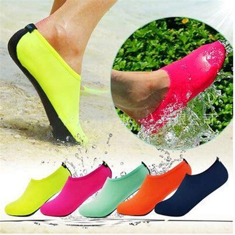 Sepatu Pantai sepatu pantai slip on size xl black jakartanotebook