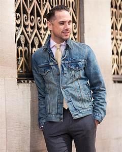 Veste En Jean Doublée Mouton Femme : la veste en jean levis un classique vintage pour homme et femme ~ Melissatoandfro.com Idées de Décoration
