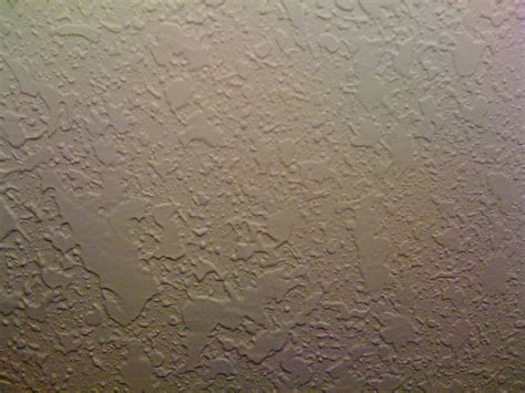 Splatter Knockdown Drywall Texture