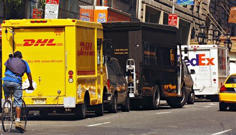 Your parcel may arrive at its destination in bad shape due to improper packaging or sudden braking of the postal delivery vehicle. Here's How FedEx's Valuation Compares To UPS