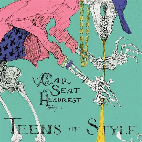 car seat headrest teens  style album review